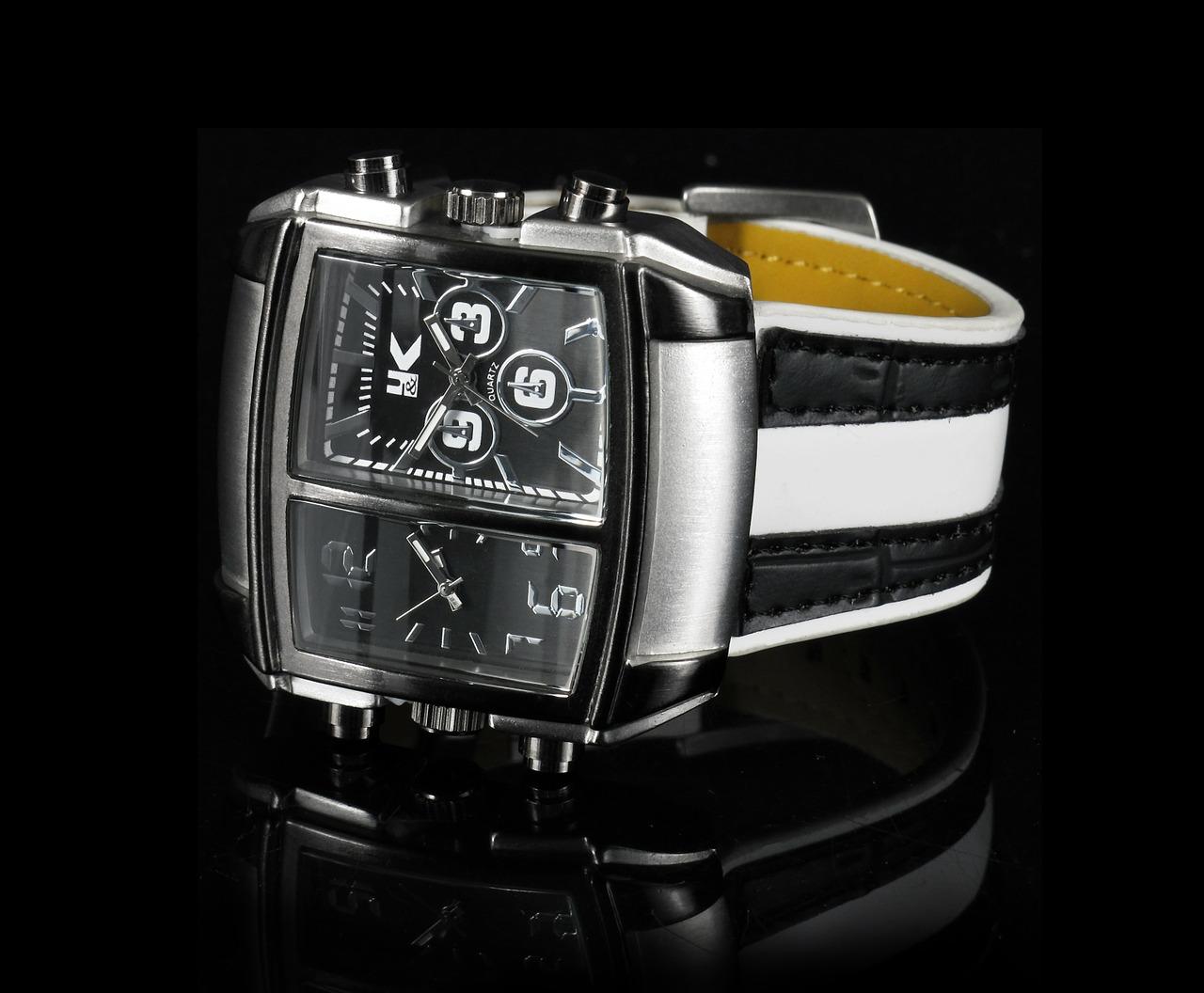 Eine Armbanduhr für den Bräutigam