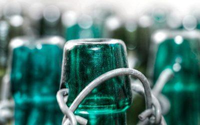 Flaschenpuzzel